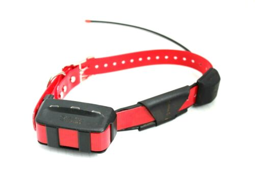 Garmin TT10 GPS Tracking and Training Collar - Great Condition - New Red Strap
