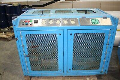 Mako Scba Diesel Powered Air Compressor 18.7 Cfm 5000psi Max Pressure 1422 Hrs
