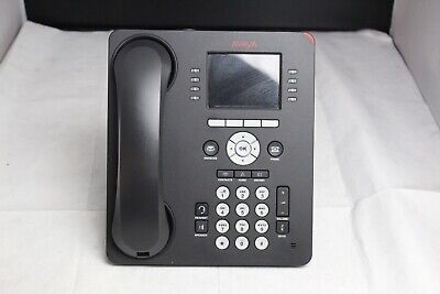 Lot Of 5 Avaya 9611g Ip Voip Lcd Display Business Office Phones 700480593