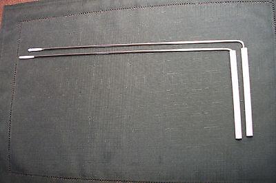 Nickel Silver Dowsing Rods 13