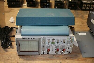 Tektronix 2235 100 Mhz 2 Choscilloscope Anusm-488