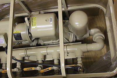 Drain Pump Assembly W Baldor Industrial Motor Thompson Pump