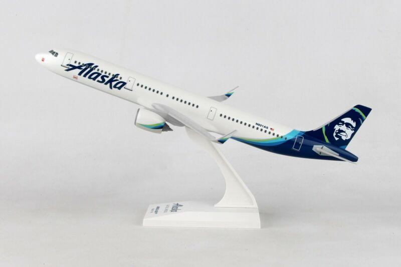 SkyMarks Alaska Airbus A320NEO 1/150. New