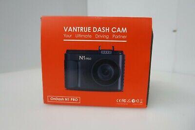 Vantrue N1 Pro Dash Cam