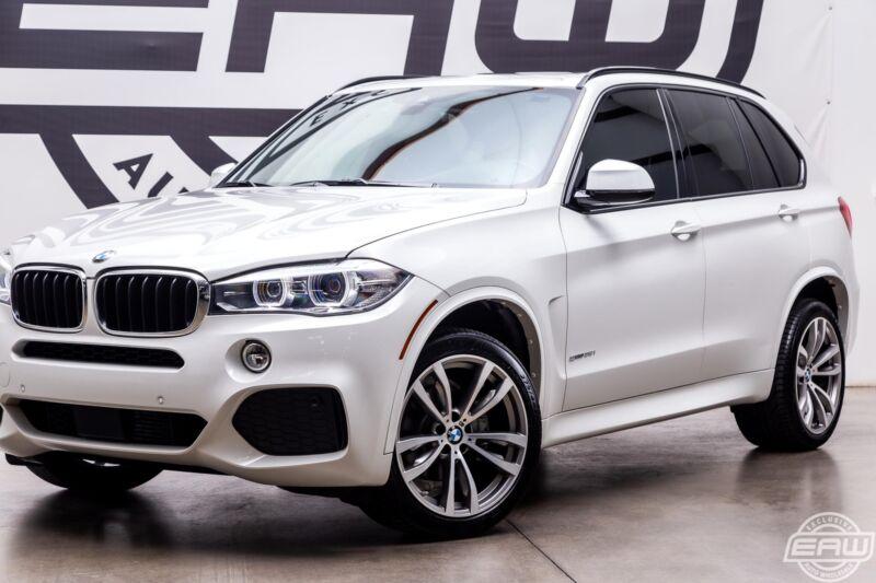 Image 13 Voiture Européenne d'occasion BMW X5 2018