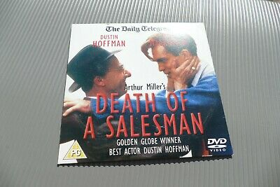 Death of a Salesman- drama film - Region 2 DVD