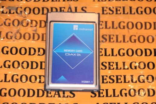Indramat HSM01.1-FW Memory Card  FWC-HSM1.1-SSE-02V42-MS