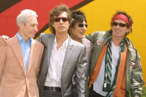 THE ROLLING STONES - MUSIC PHOTO #41