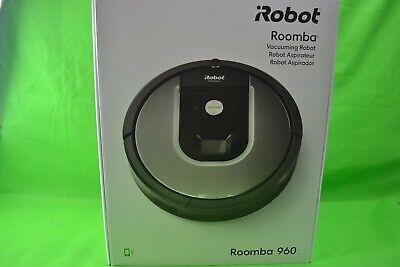 iRobot Roomba 960 Wi-Fi Connected Robotic Vacuum
