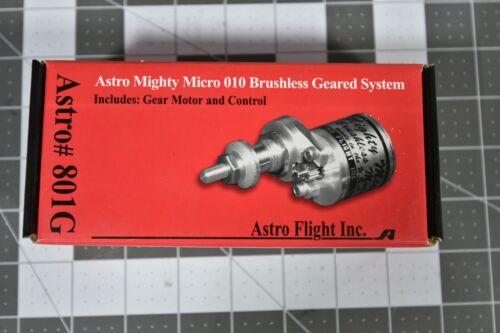 Astro Flight Mighty Micro 010 Geared Brushless Motor