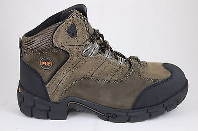 Timberland Pro Series - Men's Timberland Pro Series Excave 91644 Brown Steel Toe Boots New In Box