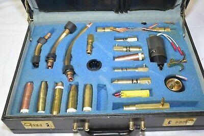 Bernard Mig Gun Tips Nozzles Kit Extras Minor Wear Vgc