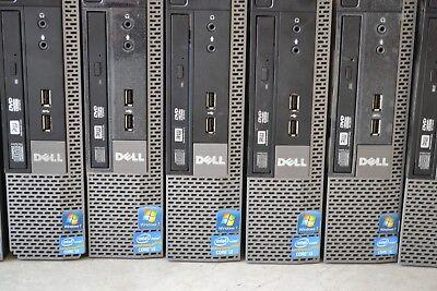Dell Optiplex 7010 USFF Intel Core i3-3220 3.30GHz-4GB Ram-320GB HDD Win 7 Pro