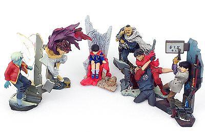 Akira Kaiyodo 6 Figure Figurine Gashapon Capsule Toys anime manga