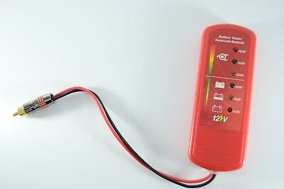 Battery Checker for Angling Technics Technicat Bait Boat & Gold Protection Cover
