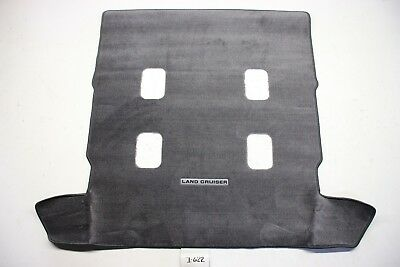 OEM GREY CARPET CARGO MAT LINER TOYOTA LAND CRUISER 08-18 NICE ()