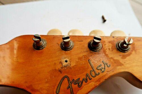 Fender Mandocaster / Mando Strat Tuners Kluson Single line 1956 1964 60