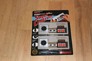 NEW Official  Nintendo NES Super Controller Brand New Sealed Bandai