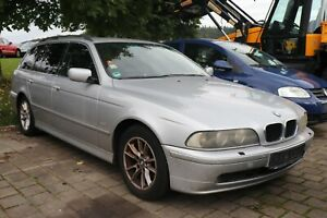 BMW 525d Touring Exclusive Edition Autom.