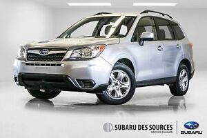 2015 Subaru Forester 2.5i Sieges Chauffants, Camera!