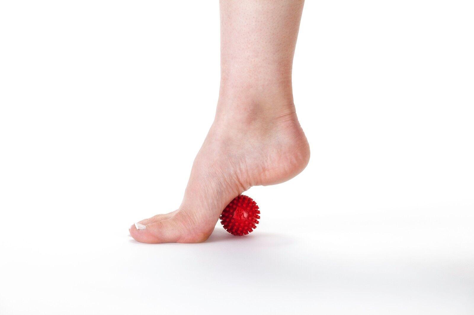 как выглядит Ортопедические стельки Plantar Fasciitis Massage Ball фото