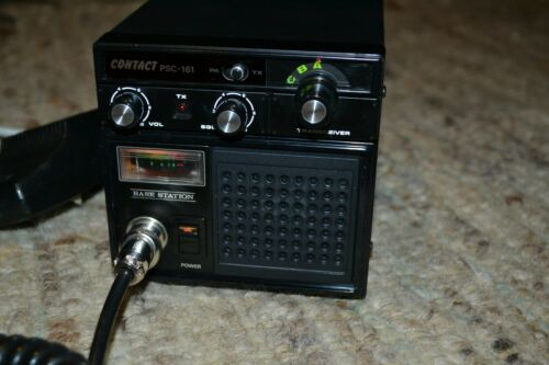 CB  Base Ham radio transceiver