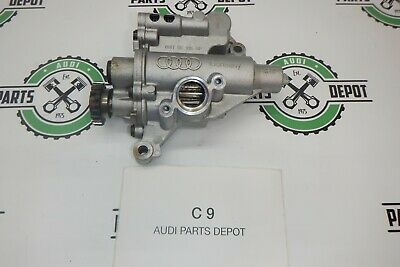 2009-2015 A3 A4 A5 A6 Q5 2.0T ENGINE OIL PUMP 06H 115 105 AF USED OEM