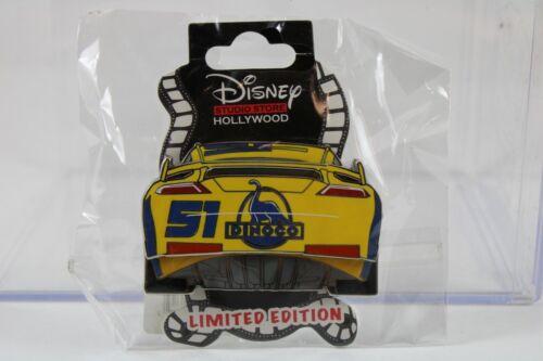 Disney DSF DSSH Pin Pixar Cars 3 LE 300 Cruz Ramirez Dinoco Bumper Rear End