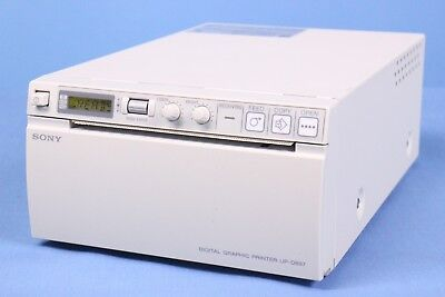 Sony Up-d897 Digital Graphic Ultrasound Printer Medical Printer With Warranty