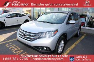 Honda CR-V EX + HITCH + 1 PROPRIO + AUCUN ACCIDENT