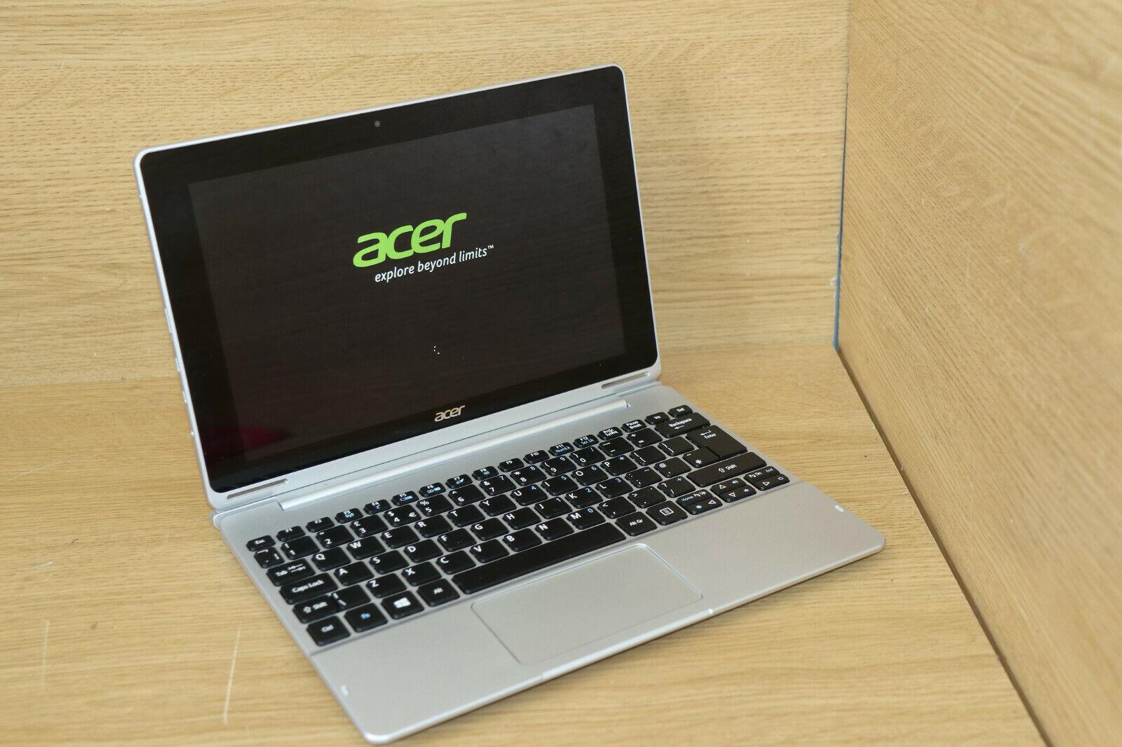 Laptop Windows - Acer Aspire Switch 10 SW5-012 Quad Core 1.33GHZ  2GB 32GB WINDOWS 10 HOME 2IN1