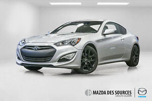 2014 Hyundai Genesis Coupe 2.0T (6MT) AC BLUETOOTH