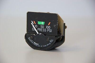 Rochester Gauges Oil Pressure Gauge 5-90427