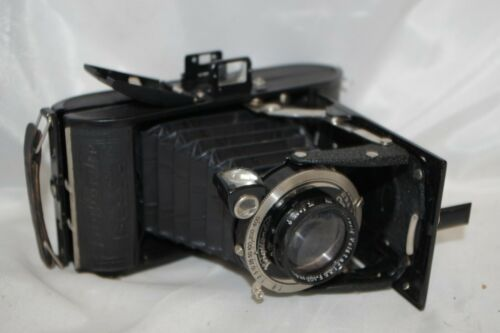 Bessa Voigtlander German Folding Rangefinder Camera