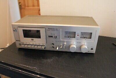 Technics RS-M5 Vintage cassette deck Hi-Fi separate tape player