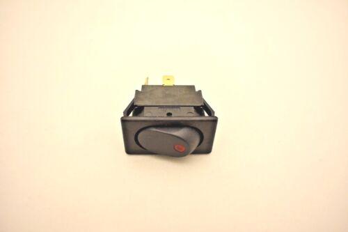 McGill Full Size Rocker Switch 110 VAC w/ indicator SPST 0852-1311