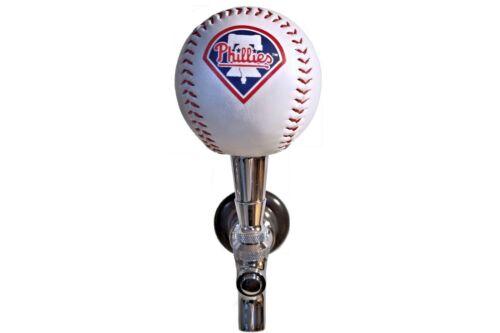 Philadelphia Phillies Throwback Logo Licensed Baseball Beer Tap Handle