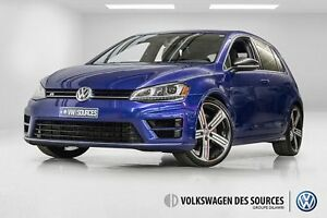 2016 Volkswagen Golf R 2.0T +DSG + 300HP + 3M PROTECTION