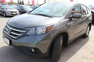 2014 HONDA CR-V EX-L AWD - LEATHER INT - REAR CAM - SUNROOF