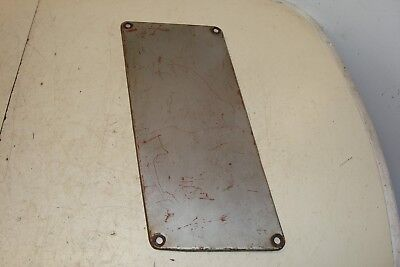 Massey Ferguson 1100 1130 Tractor Front Right Side Panel