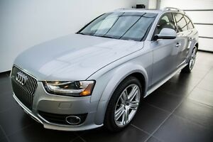 2015 Audi A4 allroad Sport, paint option Progressiv