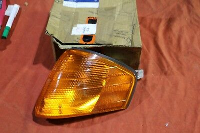 Original Mercedes R129 W129 SL Bosch Blinker Orange links 1298260543 NEU NOS
