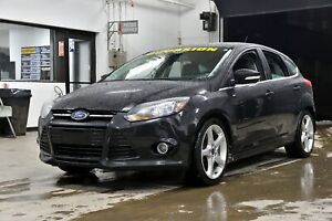 2013 Ford Focus TITANIUM | GPS | CAMERA | SIEGES CHAUFF |