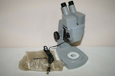 American Optical Ao Spencer Forty Stereo Inspection Microscope C220