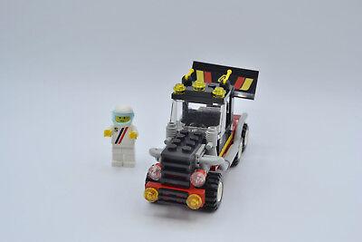 LEGO Baukästen & Sets Lego System 689 LKW mit Schaufelbagger mit Bauanleitung RAR Vintage alt komplett