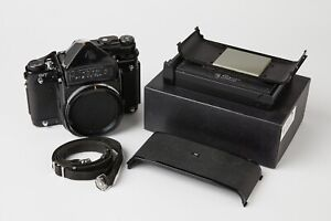Pentax 6x7 MU Body with very rare NPC Polaroid back included