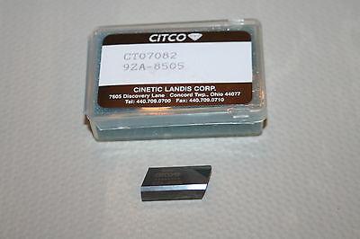 Citco Cinetic Landis 9za-8505 Pcd Diamond Insert Ct07082 Cto7082  New