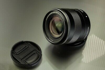 Canon EF-M 18-55mm 1:3.5-5.6 IS STM ZOOM Lens with bonus pouch bag