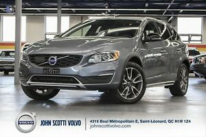 2017 Volvo V60 Cross Country T5 AWD CERTIFIÉ 1 JUN 2023 OU 16000