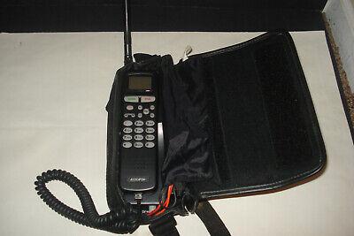 - Vintage Audiovox Mobile Car Phone PRT9100 Brick Cell Phone